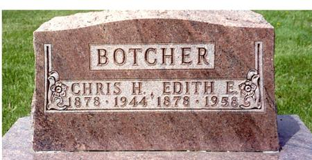 BOTCHER, CHRIS H. - Ida County, Iowa | CHRIS H. BOTCHER