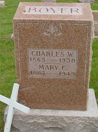 BOYER, CHARLES & MARY - Ida County, Iowa | CHARLES & MARY BOYER