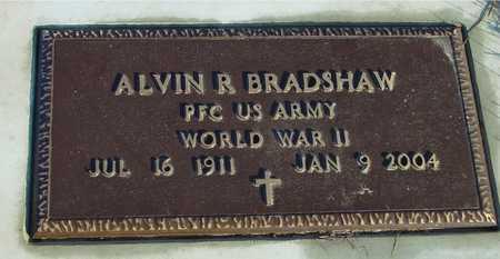 BRADSHAW, ALVIN REID - Ida County, Iowa | ALVIN REID BRADSHAW