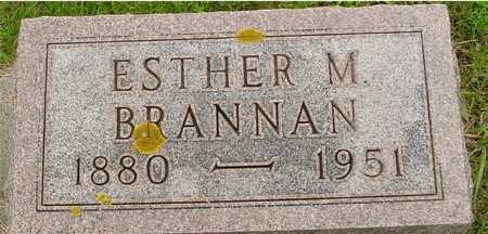 BRANNAN, ESTHER M. - Ida County, Iowa | ESTHER M. BRANNAN