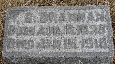 BRANNAN, THOMAS S. - Ida County, Iowa | THOMAS S. BRANNAN