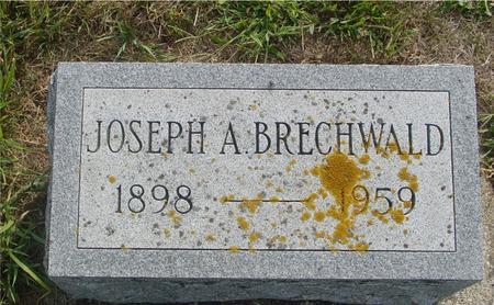 BRECHWALD, JOSEPH A. - Ida County, Iowa | JOSEPH A. BRECHWALD