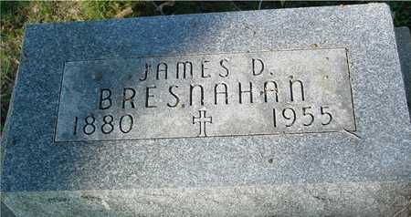 BRESNAHAN, JAMES D. - Ida County, Iowa | JAMES D. BRESNAHAN
