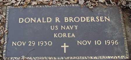 BRODERSEN, DONALD R. - Ida County, Iowa | DONALD R. BRODERSEN