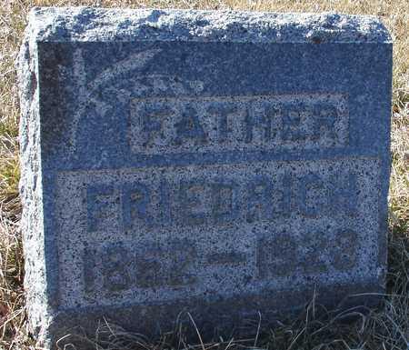BRODERSEN, FRIEDRICH - Ida County, Iowa | FRIEDRICH BRODERSEN