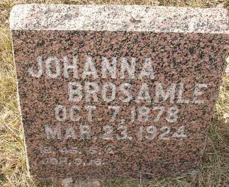 BROSAMLE, JOHANNA - Ida County, Iowa | JOHANNA BROSAMLE
