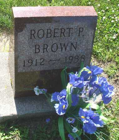BROWN, ROBERT P. - Ida County, Iowa | ROBERT P. BROWN