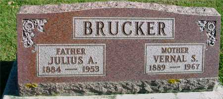 BRUCKER, JULIUS & VERNAL - Ida County, Iowa | JULIUS & VERNAL BRUCKER