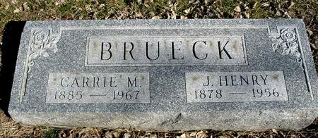BRUECK, CARRIE M. - Ida County, Iowa | CARRIE M. BRUECK