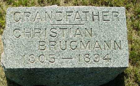 BRUGMANN, CHRISTIAN - Ida County, Iowa | CHRISTIAN BRUGMANN