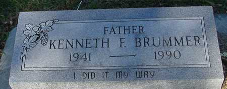 BRUMMER, KENNETH F. - Ida County, Iowa | KENNETH F. BRUMMER