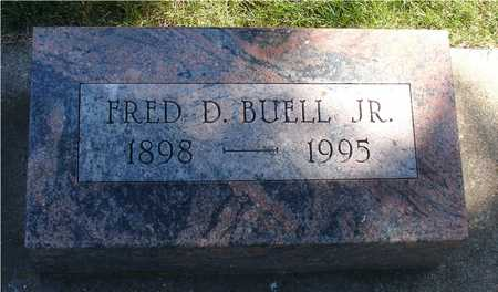BUELL, FRED D., JR. - Ida County, Iowa | FRED D., JR. BUELL