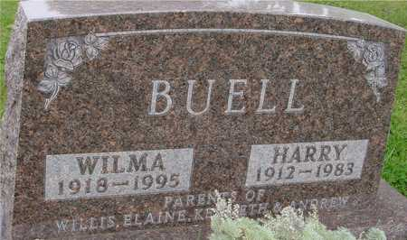 BUELL, HARRY & WILMA - Ida County, Iowa | HARRY & WILMA BUELL