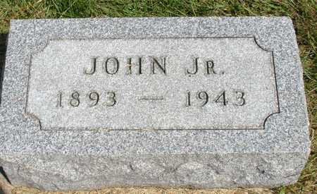 BUELL, JOHN  JR. - Ida County, Iowa | JOHN  JR. BUELL