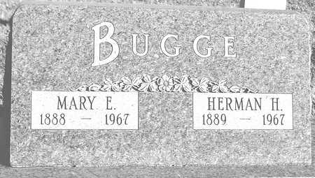 BUGGE, HERMAN & MARY - Ida County, Iowa | HERMAN & MARY BUGGE