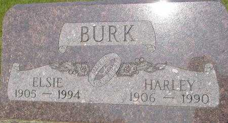 BURK, ELSIE - Ida County, Iowa | ELSIE BURK