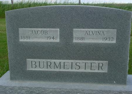 BURMEISTER, JACOB - Ida County, Iowa | JACOB BURMEISTER