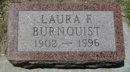 BURNQUIST, LAURA F. - Ida County, Iowa | LAURA F. BURNQUIST