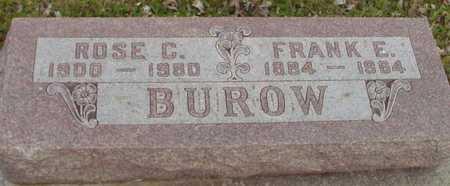 BUROW, FRANK & ROSE - Ida County, Iowa | FRANK & ROSE BUROW