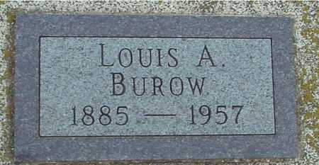 BUROW, LOUIS A. - Ida County, Iowa | LOUIS A. BUROW