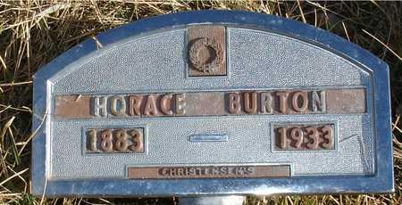 BURTON, HORACE - Ida County, Iowa | HORACE BURTON