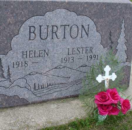BURTON, LESTER - Ida County, Iowa | LESTER BURTON