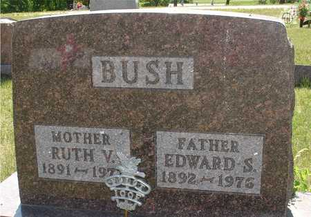 BUSH, EDWARD S. & RUTH - Ida County, Iowa | EDWARD S. & RUTH BUSH