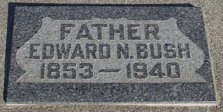 BUSH, EDWARD N. - Ida County, Iowa | EDWARD N. BUSH