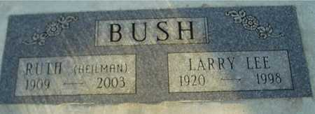 BUSH, LARRY LEE & RUTH - Ida County, Iowa | LARRY LEE & RUTH BUSH