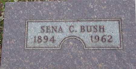 BUSH, SENA C. - Ida County, Iowa | SENA C. BUSH