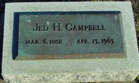 CAMPBELL, JED H. - Ida County, Iowa | JED H. CAMPBELL