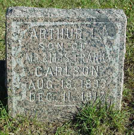 CARLSON, ARTHUR - Ida County, Iowa | ARTHUR CARLSON