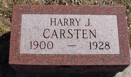 CARSTEN, HARRY J. - Ida County, Iowa | HARRY J. CARSTEN