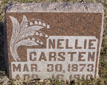 CARSTEN, NELLIE - Ida County, Iowa | NELLIE CARSTEN