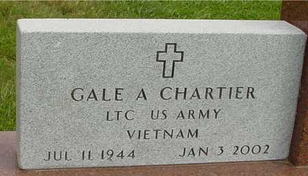 CHARTIER, GALE A. - Ida County, Iowa | GALE A. CHARTIER