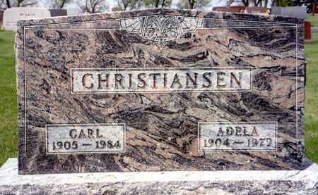 CHRISTIANSEN, CARL - Ida County, Iowa | CARL CHRISTIANSEN