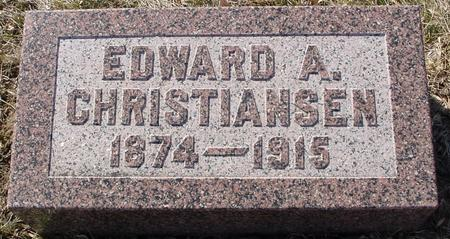 CHRISTIANSEN, EDWARD A. - Ida County, Iowa | EDWARD A. CHRISTIANSEN
