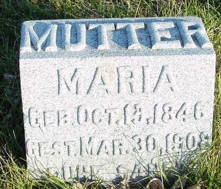 CHRISTIANSEN, MARIA - Ida County, Iowa | MARIA CHRISTIANSEN