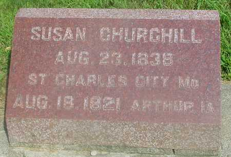 CHURCHILL, SUSAN - Ida County, Iowa | SUSAN CHURCHILL