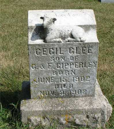 CIPPERLEY, CECIL GLEE - Ida County, Iowa | CECIL GLEE CIPPERLEY