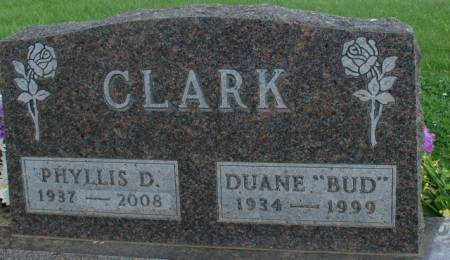 CLARK, PHYLLIS D. - Ida County, Iowa | PHYLLIS D. CLARK