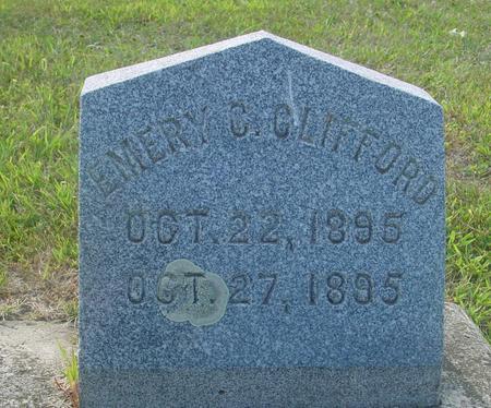 CLIFFORD, EMERY C. - Ida County, Iowa | EMERY C. CLIFFORD