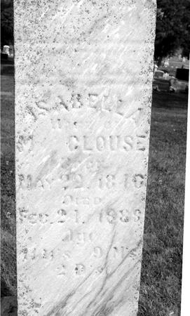 CLOUSE, ISABELLA - Ida County, Iowa | ISABELLA CLOUSE