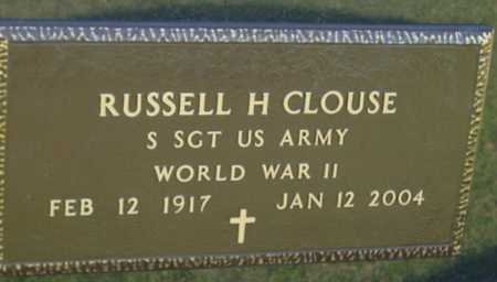 CLOUSE, RUSSELL H. - Ida County, Iowa | RUSSELL H. CLOUSE