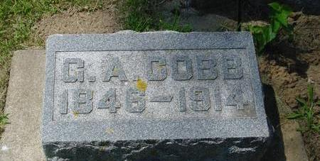 COBB, G. A. - Ida County, Iowa | G. A. COBB