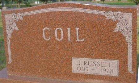 COIL, J. RUSSELL - Ida County, Iowa | J. RUSSELL COIL