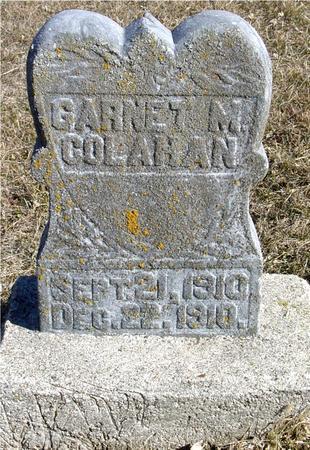 COLAHAN, GARNET M. - Ida County, Iowa | GARNET M. COLAHAN
