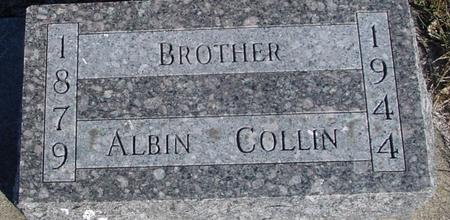 COLLIN, ALBIN - Ida County, Iowa | ALBIN COLLIN