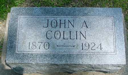 COLLIN, JOHN A. - Ida County, Iowa | JOHN A. COLLIN