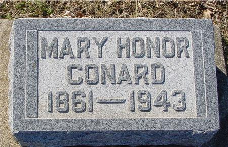 CONARD, MARY - Ida County, Iowa | MARY CONARD